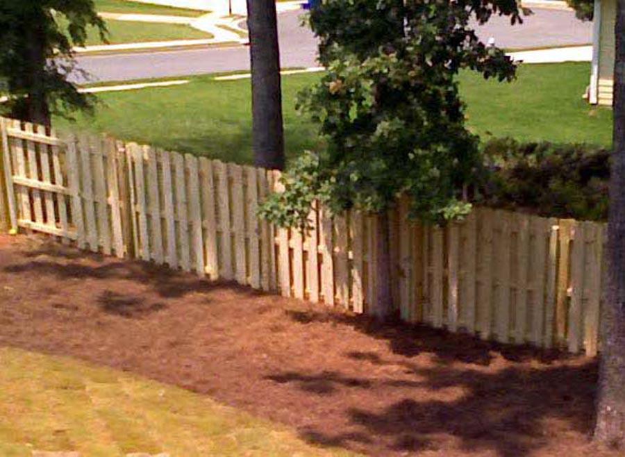 Fence Installation Gallery Perfekt Erth