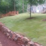 Hoschton Backyard Renovation