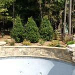 Pool Landscaping Solutions - Cambridge in Hamilton Mill, Dacula GA